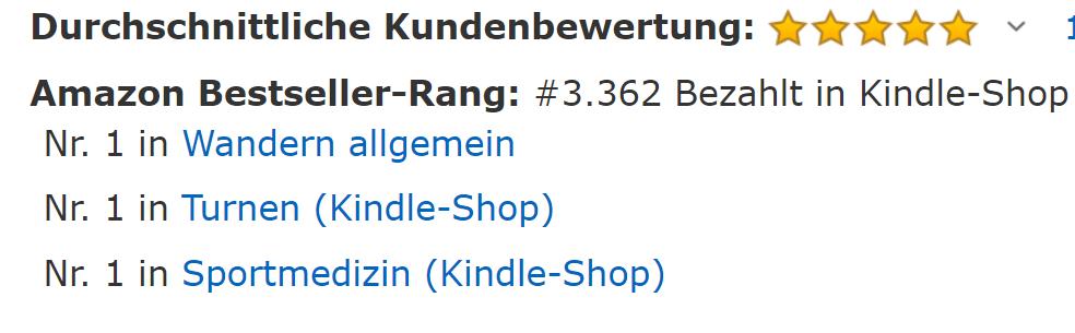 Bestseller Ranking