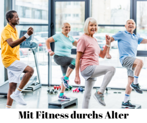 Fitness im Alter